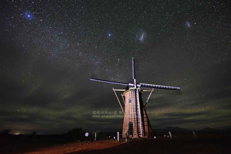 Western Australia - Lily Dutch Windmill