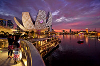 Art Science Museum, Marina Bay, Cityscape, Singapore