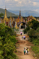 Inle Lake Shwe Inn Thein Paya