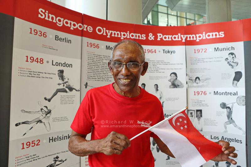 2016 Paralympics Team Singapore's Celebration Parade