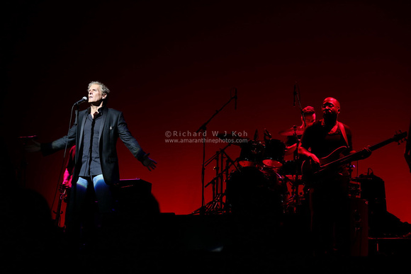 Michael Bolton Live in Concert, Singapore 2012