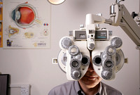 Eye examination, medical science
